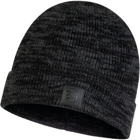 Buff Edik Bonnet en maille tricotée Homme, graphite